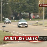 "Southaven Proposes ""Multi-Use"" Lanes"